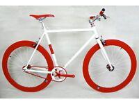 Brand new NOLOGO NAluminium single speed fixed gear fixie bike/ road bike/ bicycles LL4