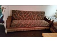 two double sofa storage bed