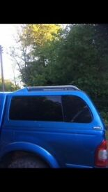 Isuzu rodeo canopy 2003 to 2007 quick sale