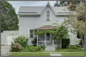 Century Home in Great Port Hope Location!
