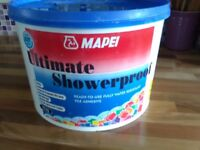Mapei Ultimate Showering Tile Adhesive