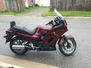 1996-1000 cc kawi concours certified