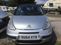 Citroen C3 Semi Automatic Convertible