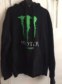 Monster Energy Hoody