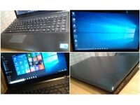 CAN DELIVER very good condition just 12 months old fast laptop Intel Core i3, Windows 10, MS Office