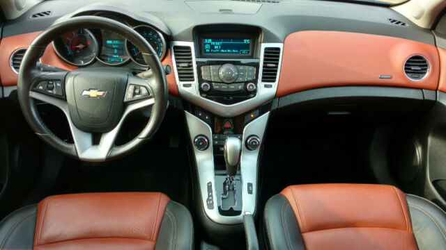 2013 Chevrolet Cruze LT Limited Edition Sedan