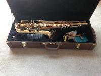 Elkhart Series II Alto Saxophone