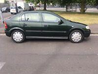 Vauxhall Astra 30441 MILES ! 2002 1.6 petrol