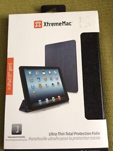 New Xtreme Mac iPad 5th Gen Ultra-Thin Toral Protection Folio