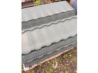 Decra roof tile lightweight metal sheets 1324mm x 410mm