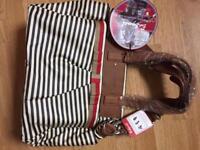 Babymel cara changing bag new