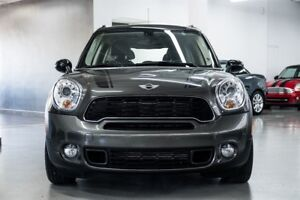 2012 MINI Cooper S Countryman ALL4 AWD