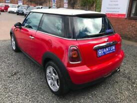 Mini Mini 1.6 (120bhp) (Chili) Cooper 3 Door Hatchback