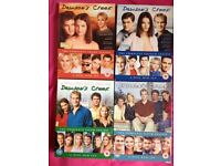 Dawson's creek DVDs for sale. Series 3,4,5 and 6