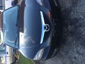 2007  Mazda3 4 door., black