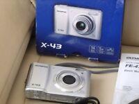 Olympus X-43 Digital Camera