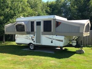 2011 Forest River Flagstff Classic 425D