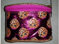 Shopkins Girls Carry Zip Bag