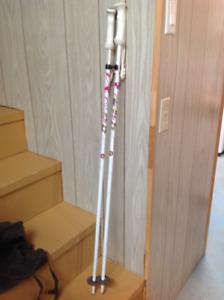 Bâtons de ski pour enfants
