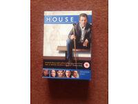 HOUSE DVDs COMPLETE SET SEASON 1