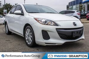 2013 Mazda MAZDA3 GX|KEYLESS|MP3|CD|BUCKETS|CRUISE CTRL