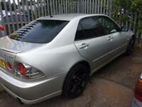 Lexus is200 manual drift new mot