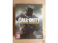 Call of Duty Infinite Warfare PS4 Game (New and Sealed)