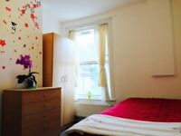 Clean, all inclusive Double Rooms to let now!!