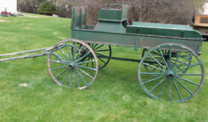 Horse buggy wagon for sale