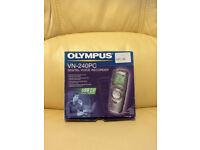 New - Olympus digital voice recorder