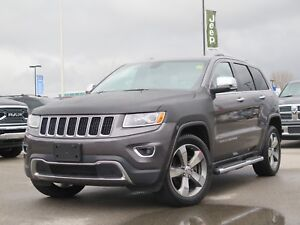 2015 Jeep Grand Cherokee Limited! Great Shape! Accident Free! Ju