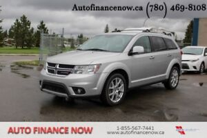 2013 Dodge Journey R/T AWD OWN ME FOR ONLY $108.25 BIWEEKLY!