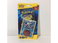 Pokemon Evolutions Blisters packs with coins - Greninja & Weezing