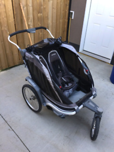 Chariot Stroller Double