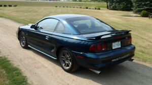97 Ford Mustang GT