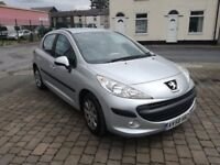 2008 (58reg), Peugeot 207 1.4 HDi S 5dr (a/c) Hatchback £1,495 p/x welcome