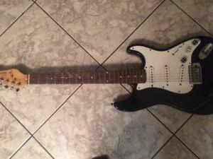 Guitar Jay turser