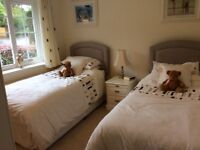 Two Single Beds - 3ft