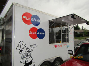 Mobile Pizzeria for sale!