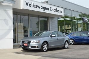 2011 Audi A4 quattro Mint Condition Heated Leather Sunroof