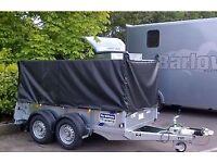 £2350.00 on offer iforwillams 8x4 trailer
