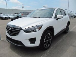 2016 Mazda CX-5 GT AWD TECH (CUIR - GPS)