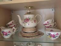 Royale Vale full tea set