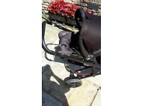 Joie 3-in-1 Travel System (Carry cot / Car seat and Pushchair)