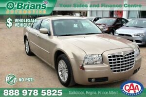 2008 Chrysler 300 Touring - Wholesale Unit, No PST!