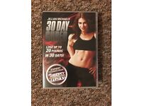 Fitness DVD - 30 Day Shred