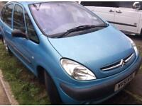 Citroen Picasso 1.6 SX Spacious Family MPV