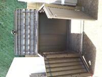 keter woodland garden storage