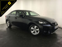 2014 LEXUS IS300H SE AUTO HYBRID 1 OWNER SERVICE HISTORY FINANCE PX WELCOME