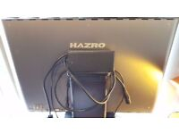 24 inch IPS monitor by Hazro (HZ24WBi)
